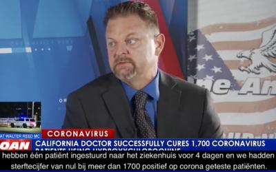 Dokter Brian Tyson geneest 100% van zijn 1900 COVID-19 patiënten – Vaccin is onnodig!